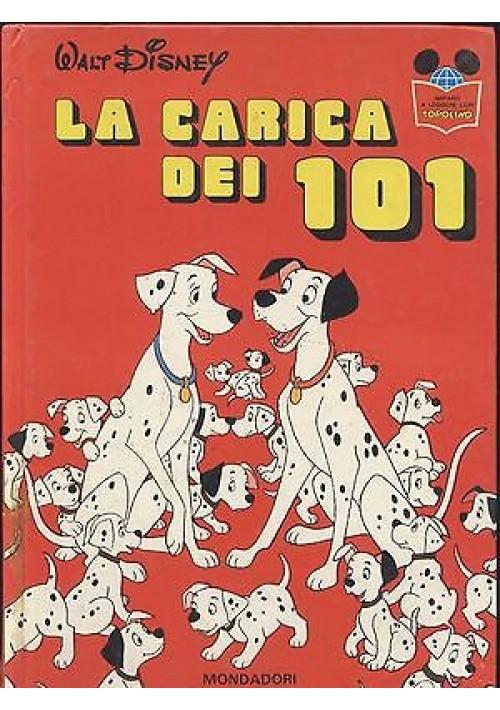 LA CARICA DEI 101 + IL LIBRO DELLA GIUNGLA Walt Disney 1977 1978 Mondadori