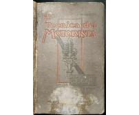 LA TECNICA DEL MOTORISTA di Robotti - Manuale piloti aviazione 1930 Lattes libro