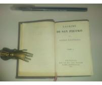 LAGRIME DI SAN PIETRO di Luigi Tansillo 2 volumi 1847 Antonelli cm 6,5 x 9,5