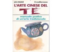 L'ARTE CINESE DEL TÈ di John Blofeld.  Manuale pratico di un'arte tradizionale.