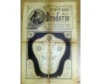 LE PETIT ECHO DE LA BRODERIE 22 agosto 1909 anno decimo n. 34  rivista moda