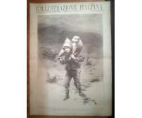 L'ILLUSTRAZIONE ITALIANA ANNO VIII n. 17 - 24 aprile 1881 Bologna festa circolo