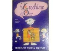 LO ZECCHINO D ORO storia personaggi canzoni Fernando Rossi 1968 Federico Motta