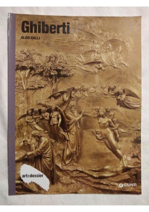 Leonardo Picasso Memling Ghiberti riviste Art e Dossier MONOGRAFIA su Giunti