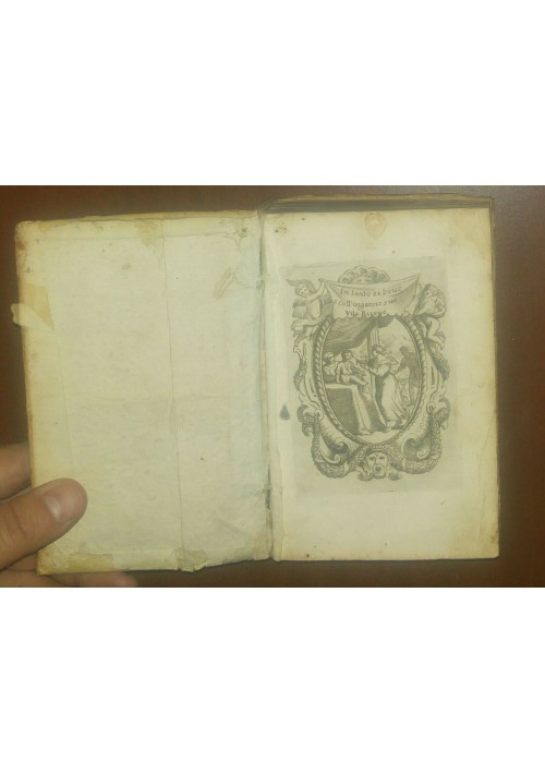 L'utile col dolce cavato detti fatti diversi huomini CASALICCHIO 1678 Rotondella