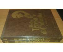 MADRE TERESA DI CALCUTTA 3 volumi 2001 european book come nuovi