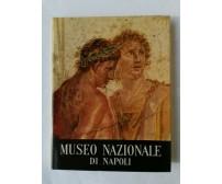 MUSEO NAZIONALE DI NAPOLI di Bianca Maiuri 1957 Istituto Geografico De Agostini