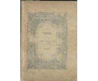NAPOLI E I LUOGHI CELEBRI DELLE SUE VICINANZE 2 volumi  1845 Noblie ORIGINALE *
