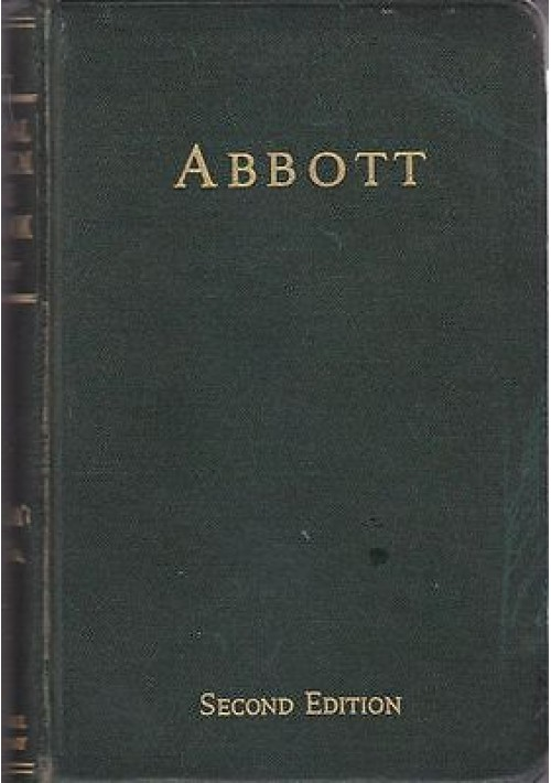 NATIONAL ELECTRICAL CODE di Arthur Abbott - McGraw Hill editore 1934