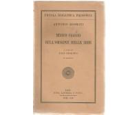 NUOVO SAGGIO SULL'ORIGINE DELLE IDEE di Antonio Rosmini. Laterza seconda edizion