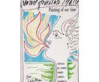 PAINTING OF  OUR TIME di Lionel Fioravanti Massa 1964 Michelangelo Editions