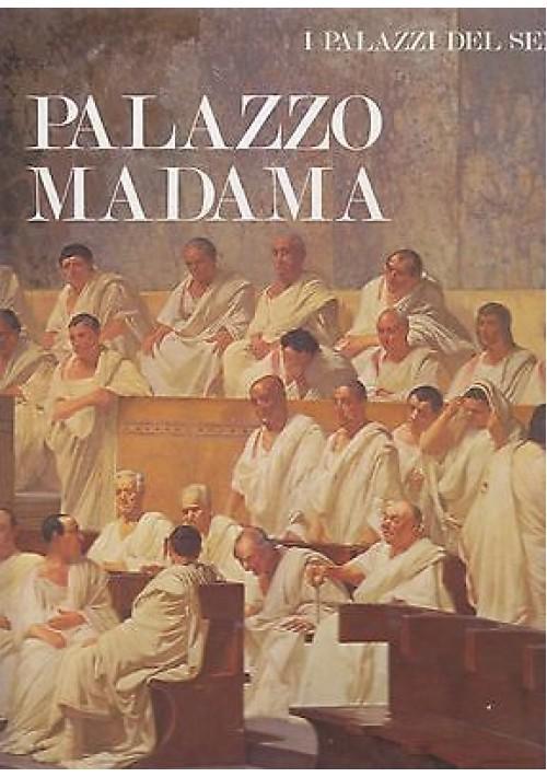 PALAZZO MADAMA - Editalia Editore 1984 palazzi del senato