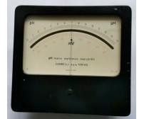 PIACCAMETRO Ph metro elettronico modello LD 153 ZAMBELLI strumento vintage usato