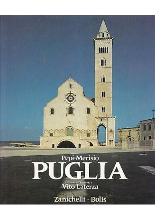 PUGLIA fotografie Pepi Merisio 1977 Zanichelli Bolis edizione speciale numerata