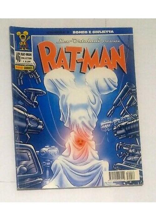 RAT MAN COLLECTION 46  CAMERA 9 I edizione Leo Ortolani 23 DICEMBRE 2004