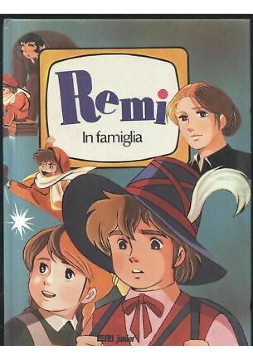 REMI IN FAMIGLIA - Eri Junior 1979 immagini tratte dal cartone animato