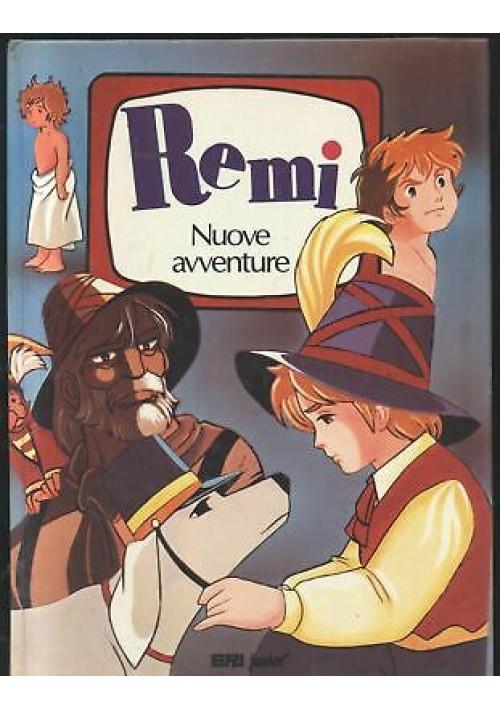 REMI NUOVE AVVENTURE - Eri Junior 1979 immagini tratte dal cartone animato