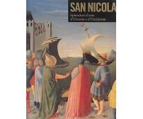 SAN NICOLA SPLENDORI D ARTE D ORIENTE E D OCCIDENTE Michele Bacci 2006 Skira