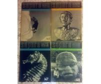 SAPERE 19 numeri annata 1941 Hoepli quindicinale di divulgazione scientifica