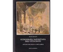SCENOGRAFIA NAPOLETANA DELL'OTTOCENTO Antonio Niccolini e il Neoclassico 1981 *