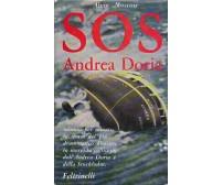 SOS ANDREA DORIA di Alvin Moscow 1966 Feltrinelli
