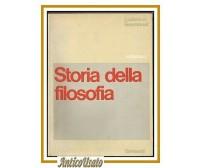 STORIA DELLA FILOSOFIA volume 1 di Ludovico Geymonat  filosofia antica medievale