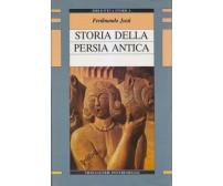 STORIA DELLA PERSIA ANTICA di Ferdinando Justi 1988 Messaggerie Pontremolesi