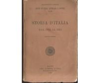 STORIA D'ITALIA DAL 1871 AL 1915 Benedetto Croce 1928 Laterza II edizione
