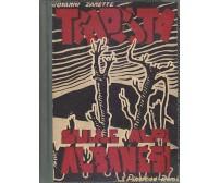 TEMPESTA SULLE ALPI ALBANESI di Giovanni Zanette 1942 Pinciana Alpini *