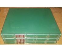 TERZO REICH storia del nazismo 3 volumi a cura di Indro Montanelli 1966 Sadea *