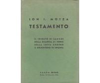 TESTAMENTO LA GUARDIA DI FERRO NELLA LOTTA CONTRO IL BOLSCEVISMO SPAGNA 1941