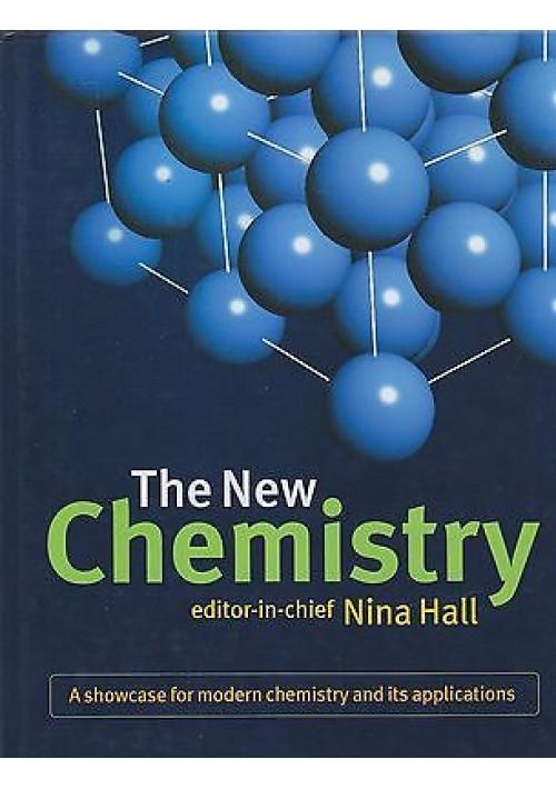 THE NEW CHEMISTRY Nina Hall 2000 Cambridge University Press showcase modern