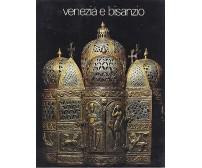 VENEZIA E BISANZIO catalogo della mostra al palazzo Ducale 1974 Electa *