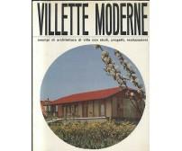 VILLETTE MODERNE Esempi Di Architettura Di ville 1967 Gorlich
