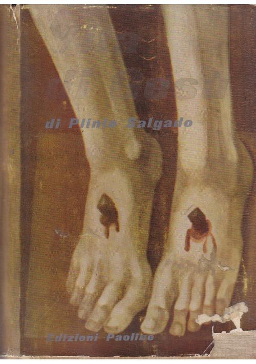 VITA DI GESÙ di Plinio Salgado 1954 Edizioni Paoline II edizione