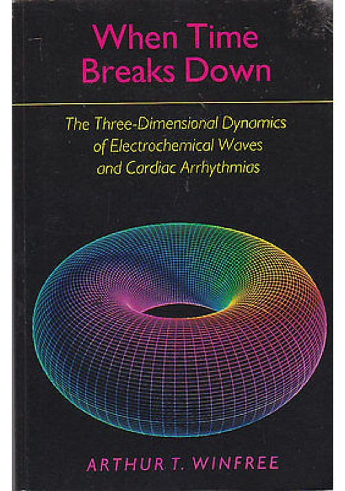 WHEN TIME  BREAKS DOWN  THE THREE DIMENSIONAL DYNAMICS OF ELECTROCHEMICAL WAVES