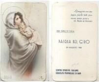 XXXI GIRO D'ITALIA 1948 SANTINO PASQUA DEL GIRO 28 maggio centro sportivo italia
