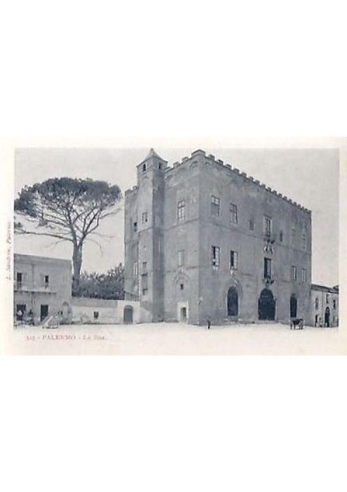 cartolina PALERMO LA ZISA -  L. Sandron n.323 - originale d'epoca