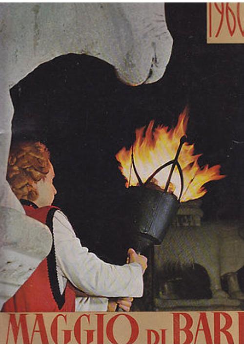 decimo MAGGIO DI BARI 1960 corteo storico  festival bande militari biennale arte